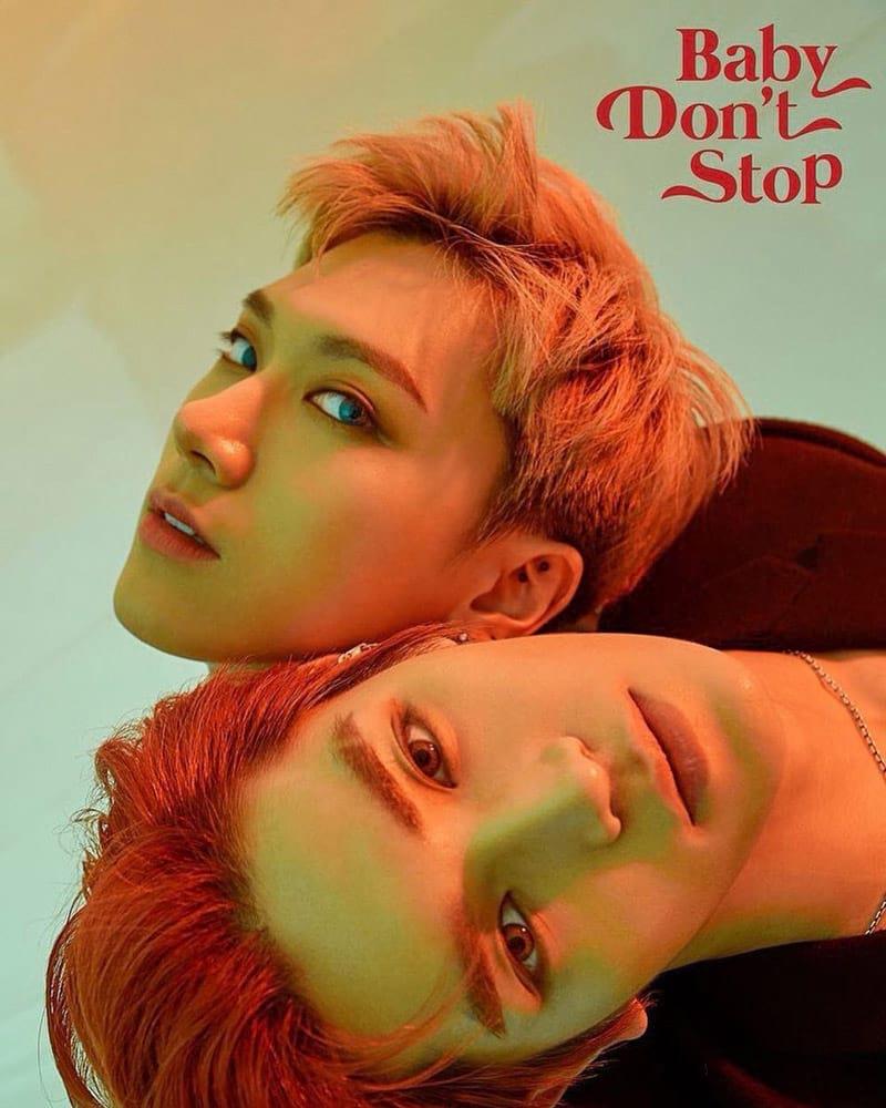 Baby Don't Stop de NCT U