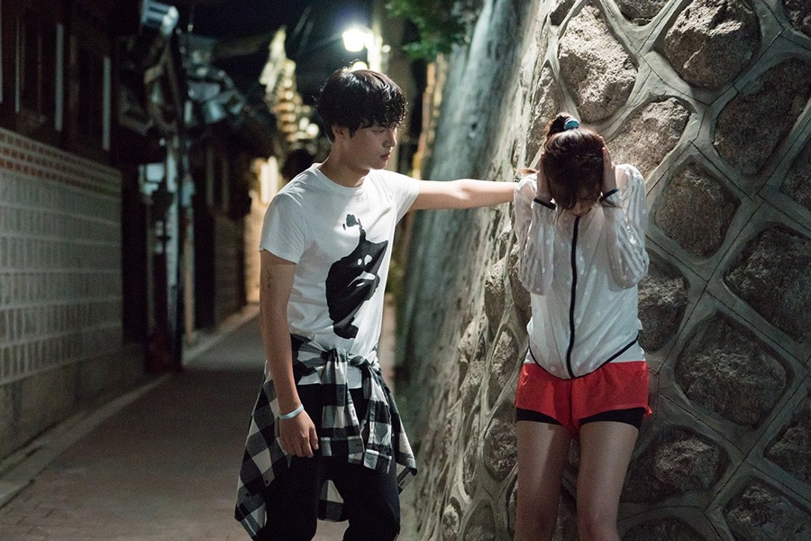 On Jung Sun et Lee Hyun Soo