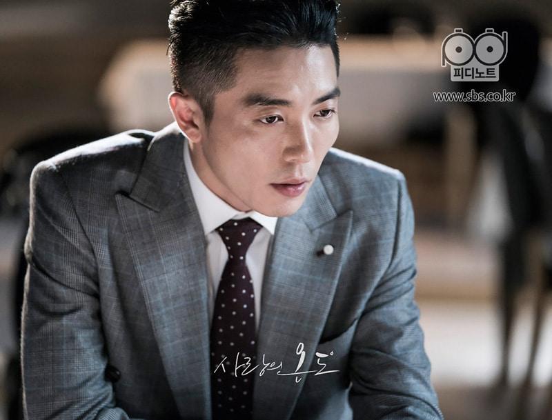 Kim Jae Wook dans Temperature of Love