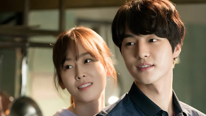 Temperature Of Love avec Seo Hyun-Jin et Yang Se-Jong