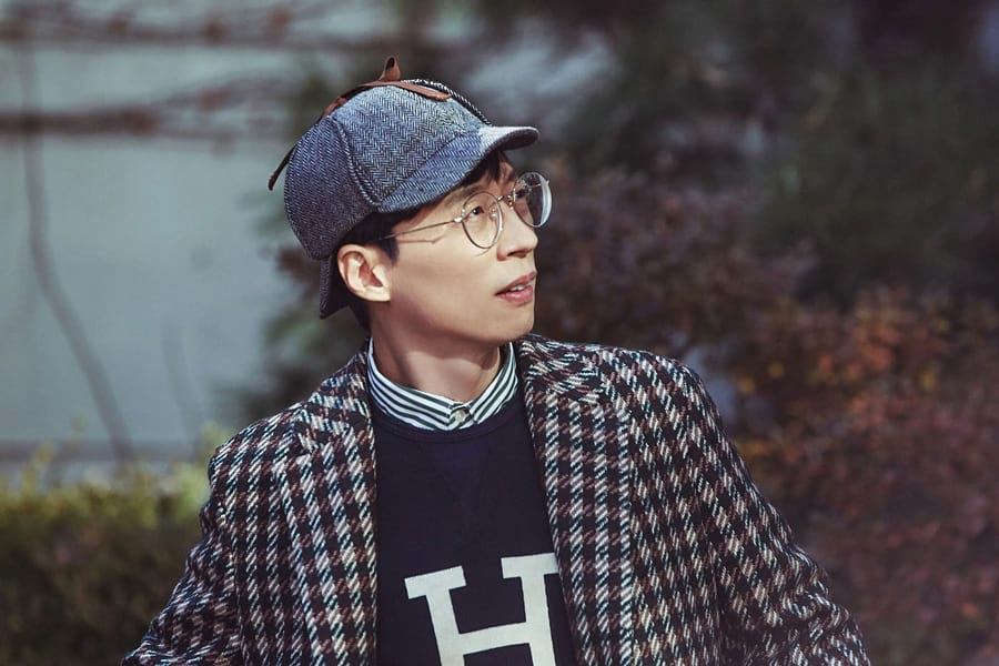 Busted : Yoo Jae Suk