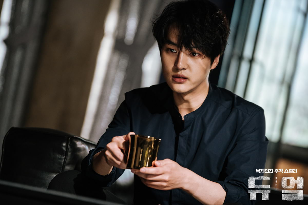 Yang Sejong dans Duel (OCN, 2017)