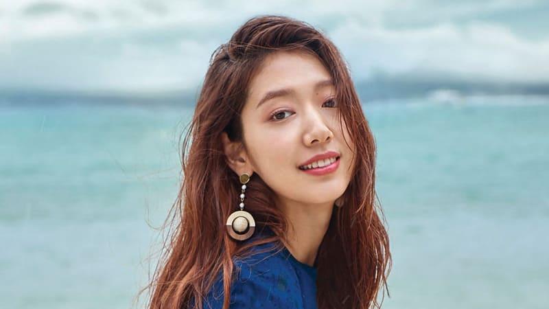 L'actrice coréenne Park Shin Hye pour Marie-Claire
