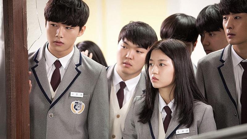 Le drama coréen Solomon's Perjury