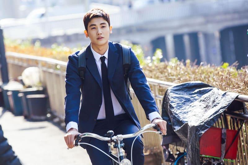 Suits : Park Hyung Sik