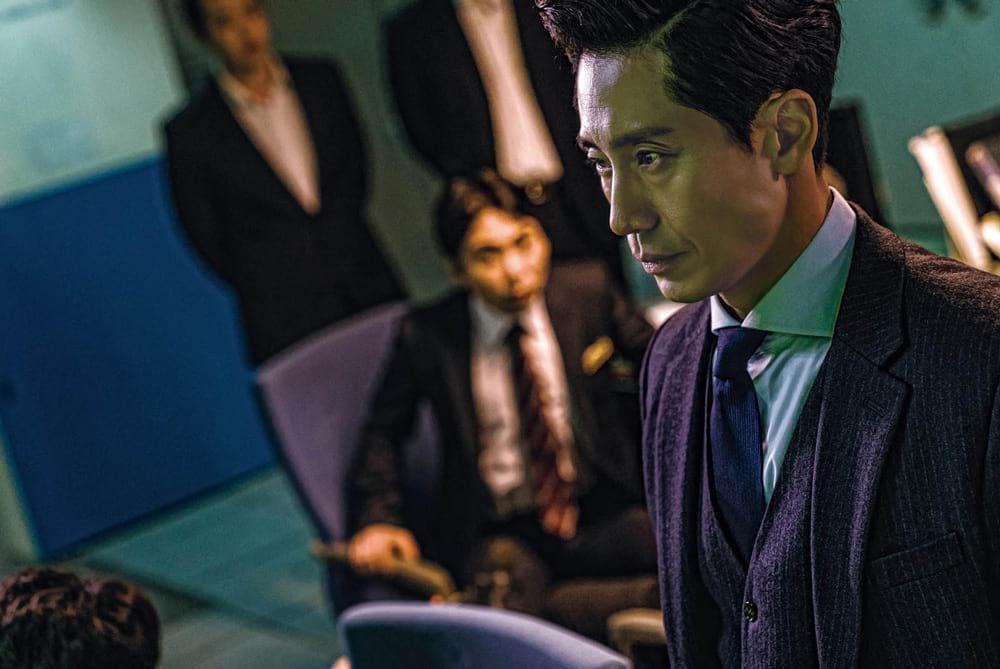 L'acteur coréen Shin Ha Gyun