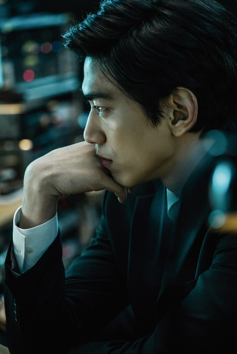 Sung Joon dans The Villainess