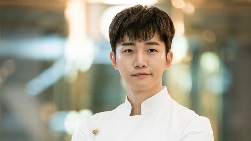 Lee Joon Ho dans le drama Wok of Love