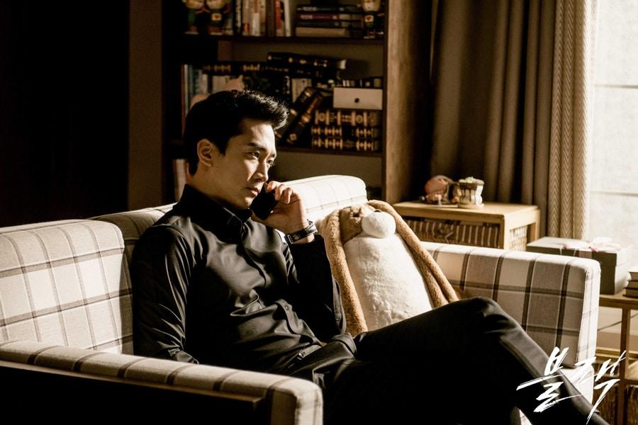 Song Seung Heon dans Black (OCN)