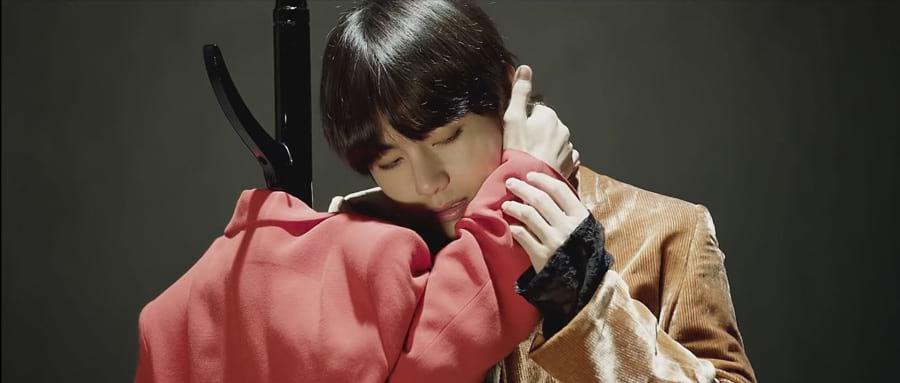 V (Kim Tae Hyung) de BTS