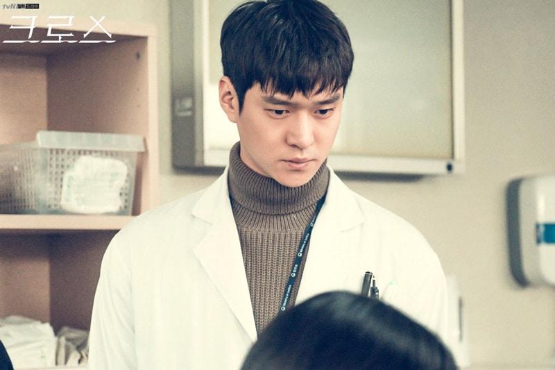 Go Gyung Pyo dans Cross (tvN, 2018)