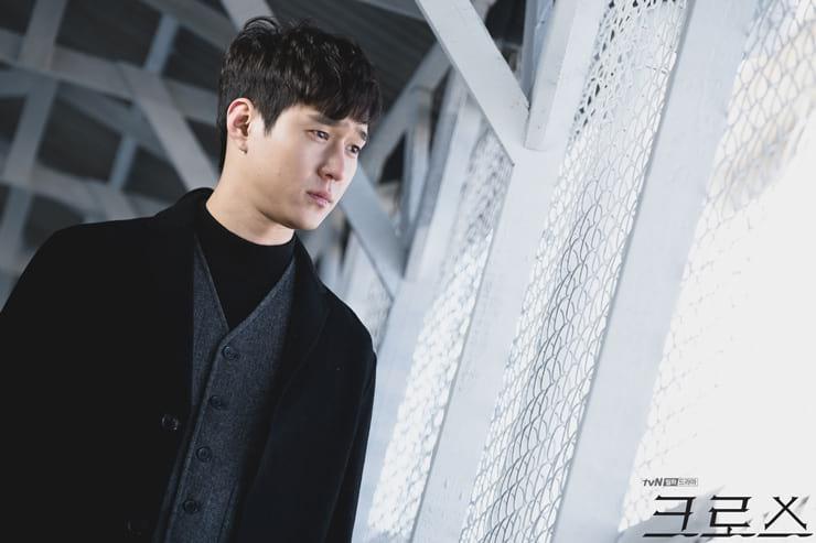 Cross ; l'acteur coréen Go Kyung Pyo