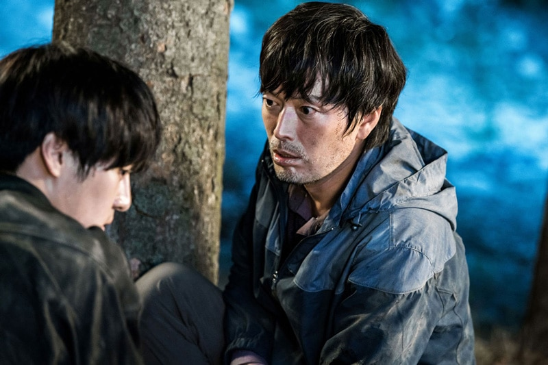 Jang Deuk Cheon (Jung Jae Young) dans Duel (OCN)