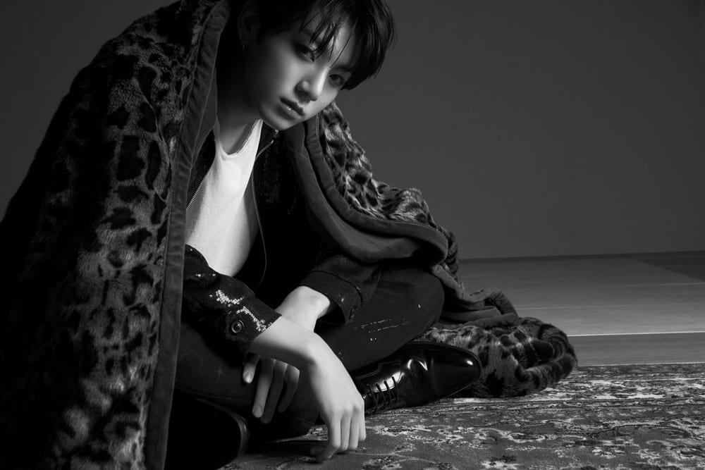 Jungkook pour Love Yourself: Tear