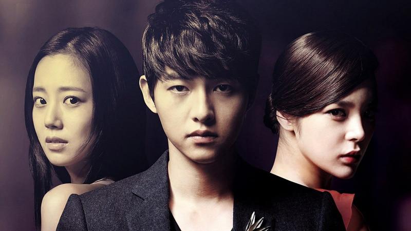 Nice Guy : poster du drama coréen