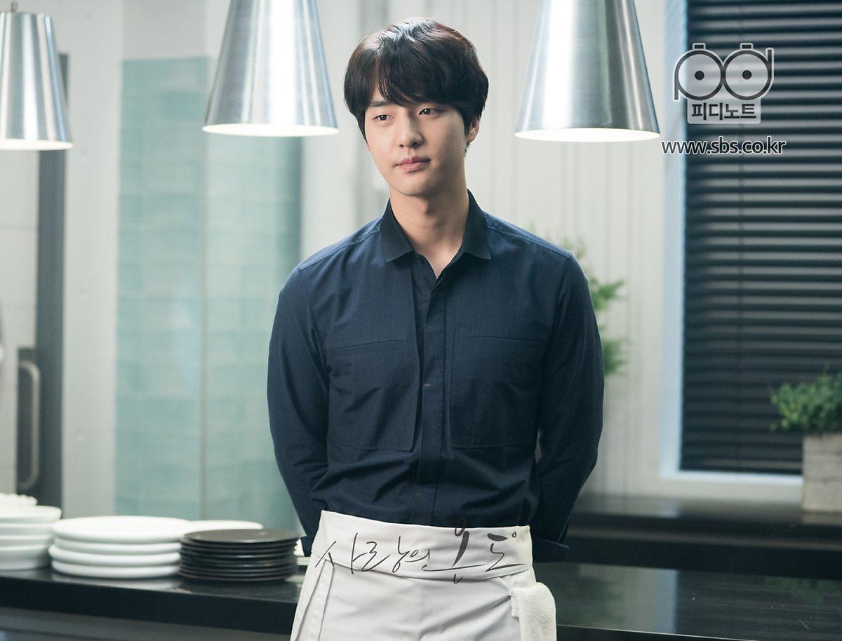 On Jung Sun (Yang Se Jong) dans Temperature of Love
