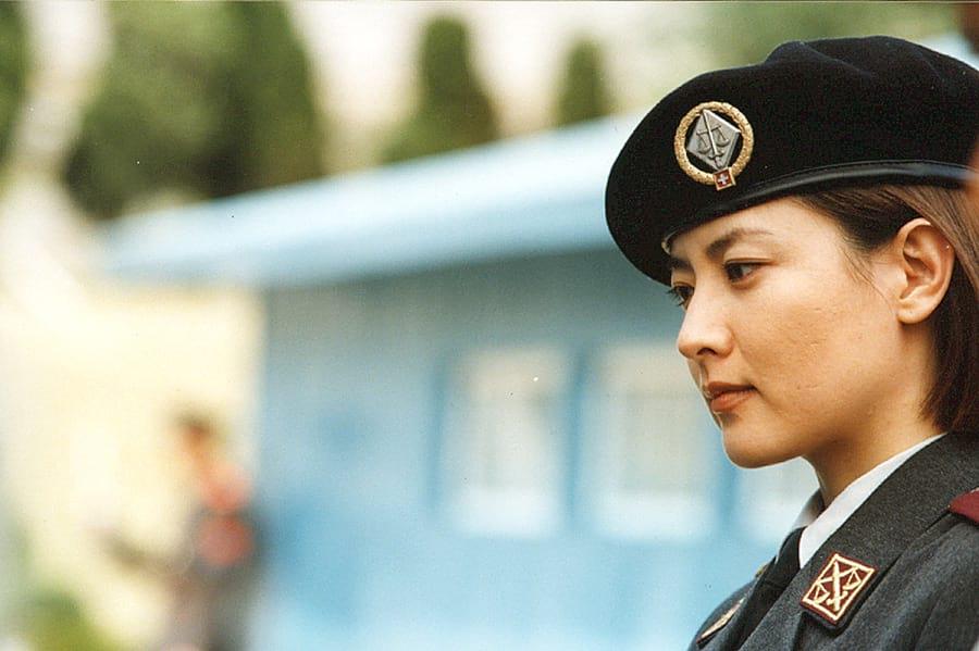 Lee Young-Ae dans JSA