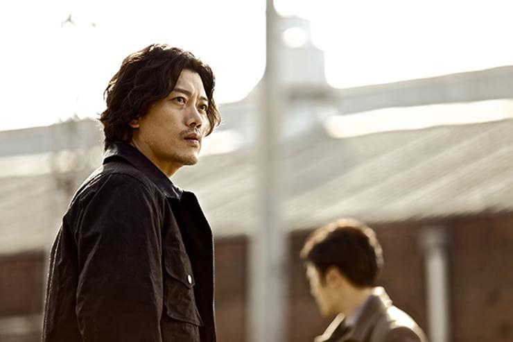 Missing Noir M : l'acteur Park Hee Soon