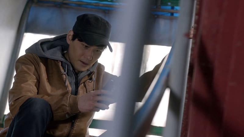 Jo Bo Ah dans Missing Noir M