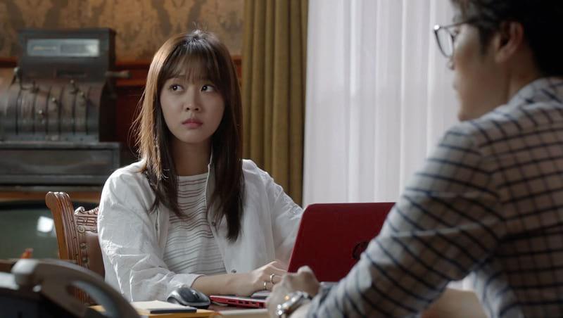 Missing Noir M : l'actrice Jo Bo Ah