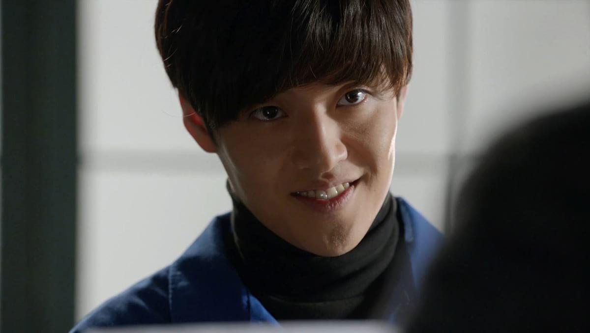 Missing Noir M : l'acteur Kang Ha Neul