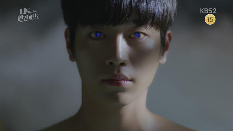 Seo Kang Joon dans le drama Are You Human Too