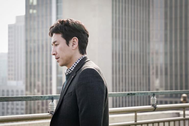 Lee Sun Kyun dans le drama My Mister