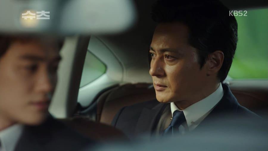 Jang Dong Gun dans Suits