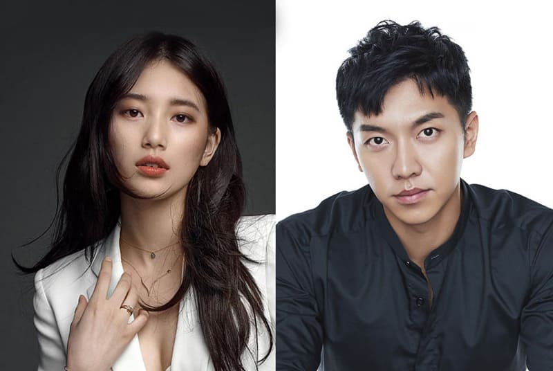 Suzy Bae et Lee Seung Gi