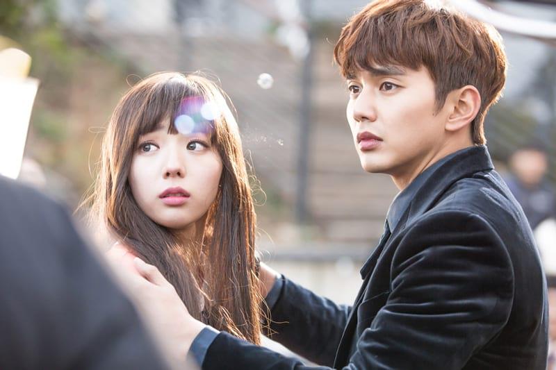 Chae Soo Bin et Yoo Seung Ho dans I'm Not A Robot