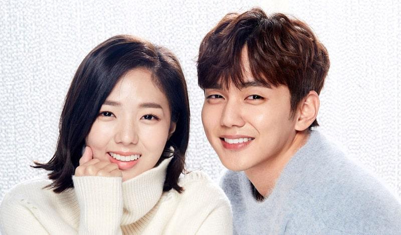 Chae Soo Bin et Yoo Seung Ho dans I'm Not Robot