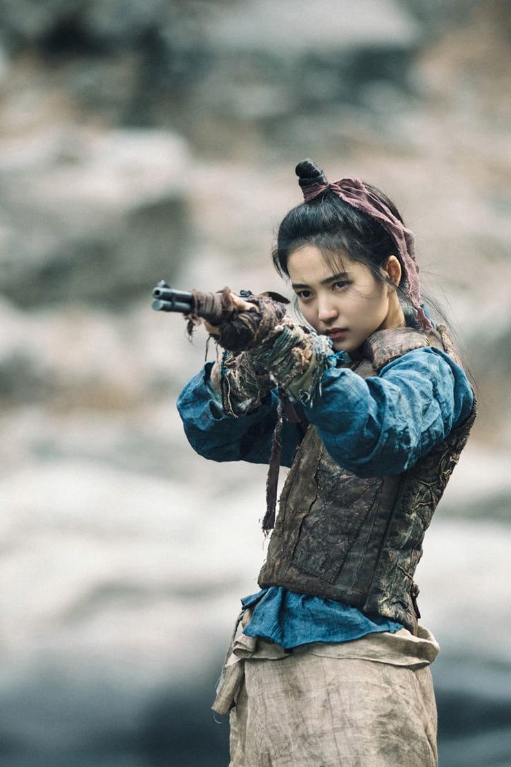 L'actrice coréenne Kim Tae Ri dans Mr. Sunshine