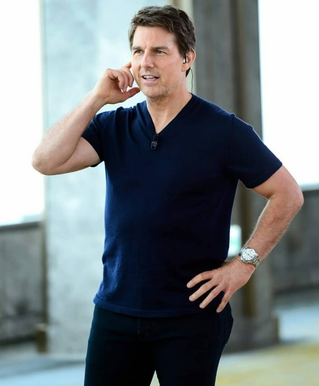 Running Man : Tom Cruise et Henry Cavill font le show ...