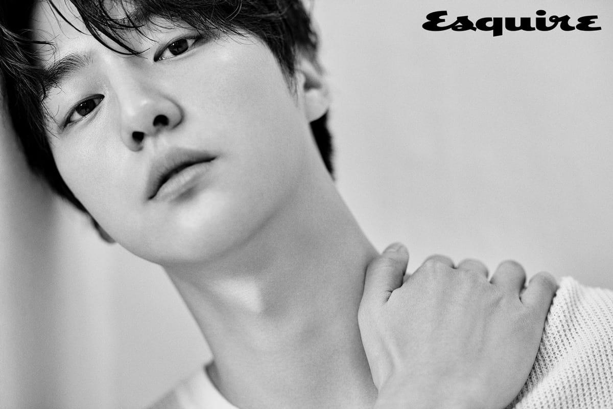 L'acteur coréen Yang Se Jong nous envoûte dans le numéro de juillet 2018 d'Esquire Korea