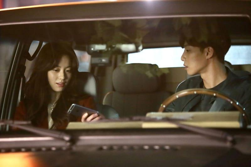 Han Hyo Joo et Park Seo Joon dans Beauty Inside