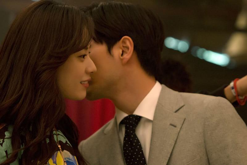 Han Hyo Joo et Lee Jin Wook