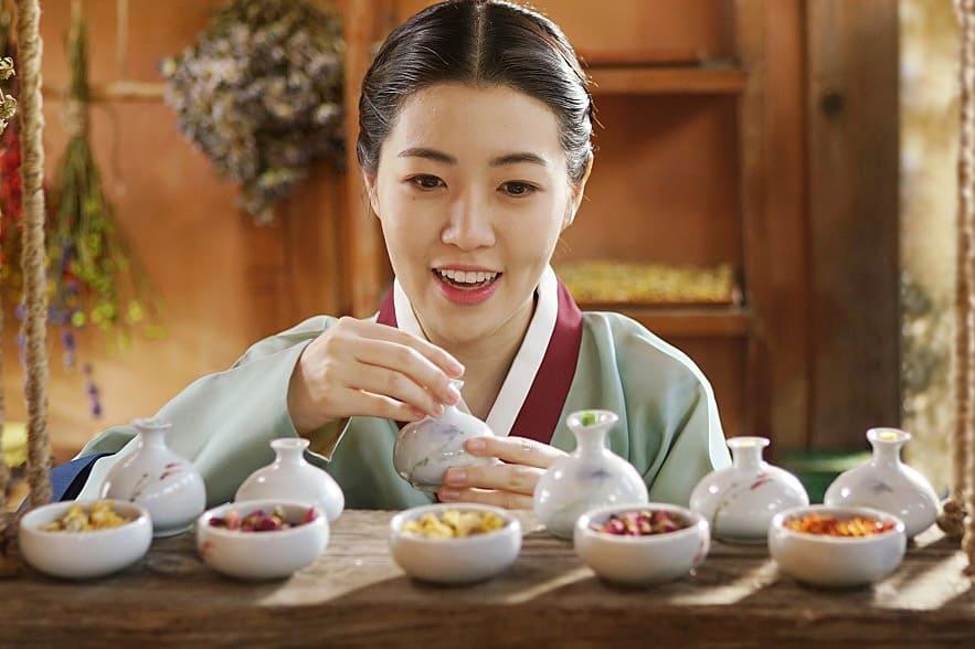 Shim Eun Kyung dans GoongHap