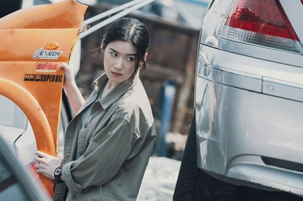 Le tournage du drama The Guest, avec Kim Jae Wook