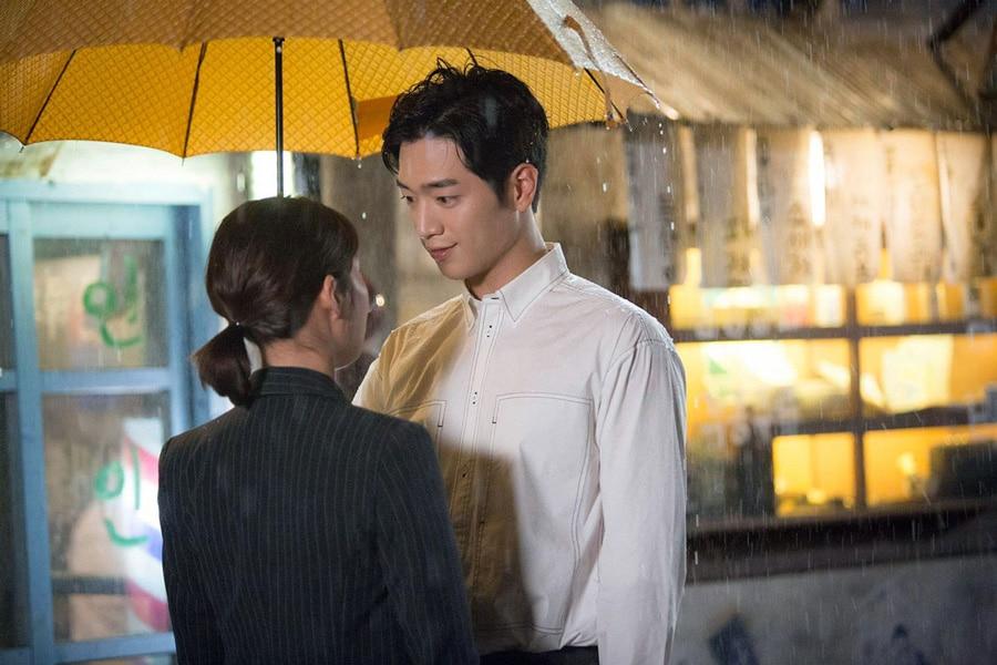 Gong Seung Yeon et Seo Kang Joon dans Are You Human? (KBS2, 2018)