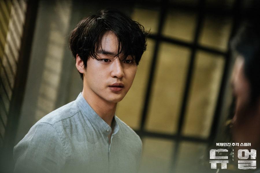 Yang Se Jong dans le drama Duel (OCN)