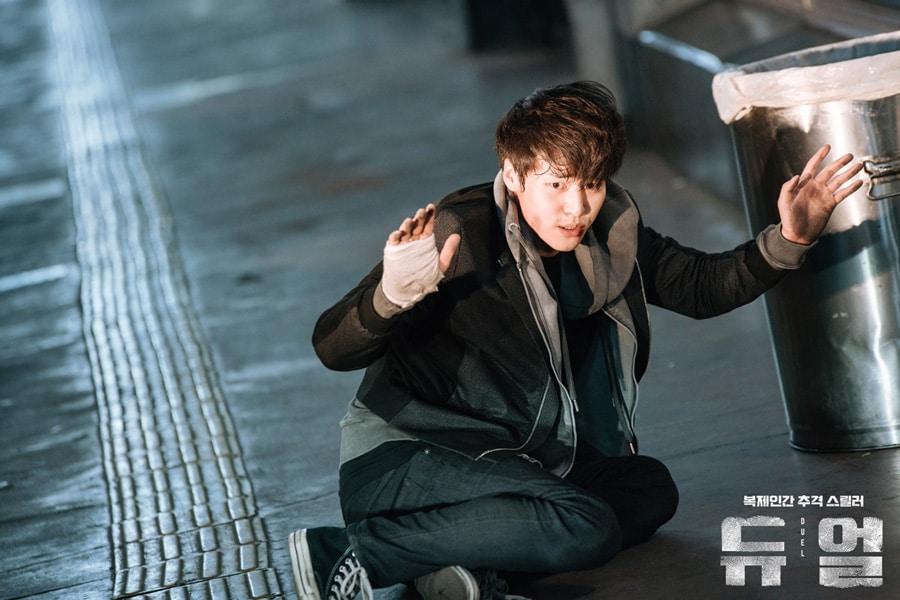 Duel : le clone Lee Sung Joon
