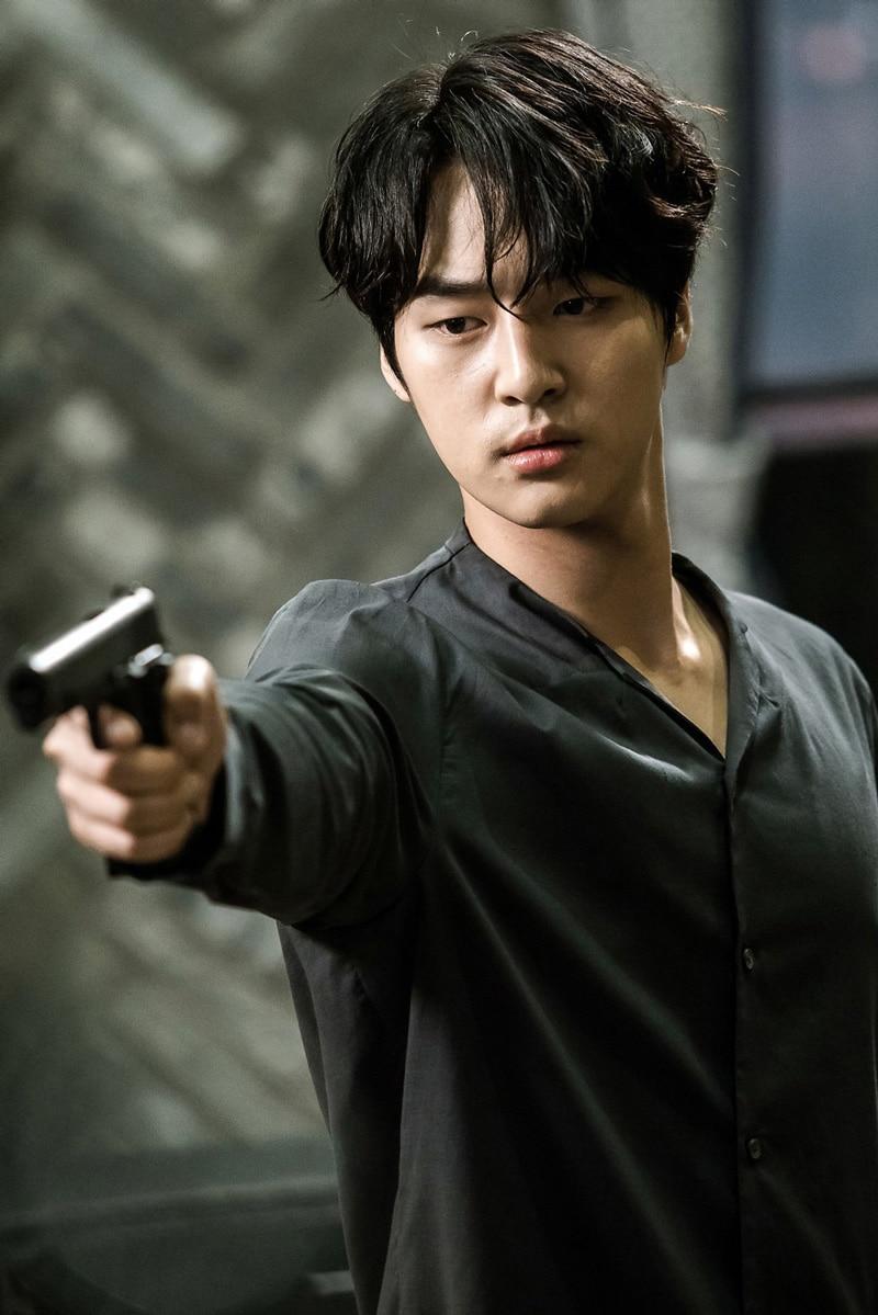 Duel : Yang Sejong joue le clone Lee Sung Hoon