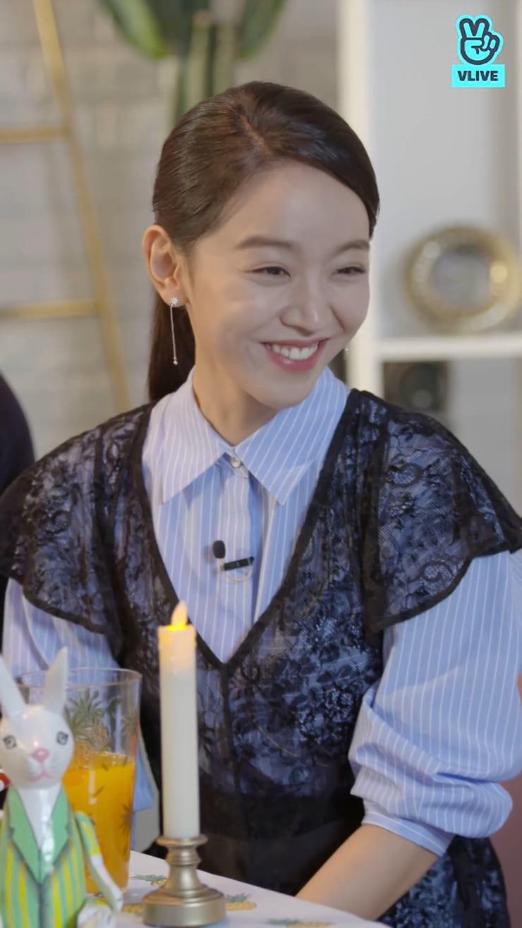 L'actrice coréenne Shin Hye Sun fait la promotion de Still 17