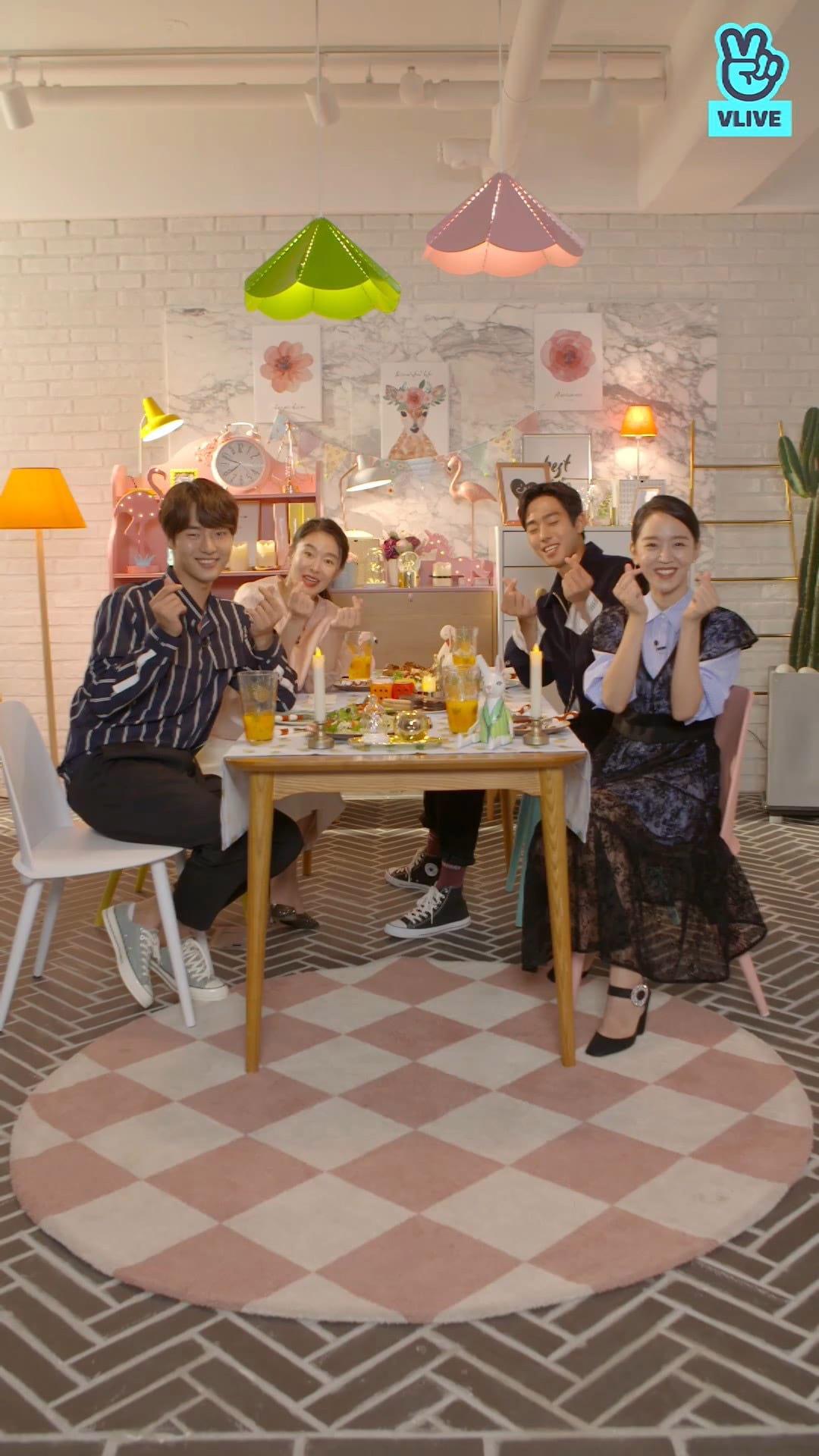 L'équipe du drama coréen Still 17