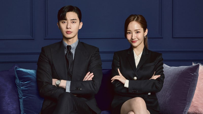 Le drama What's Wrong With Secretary Kim (2018)