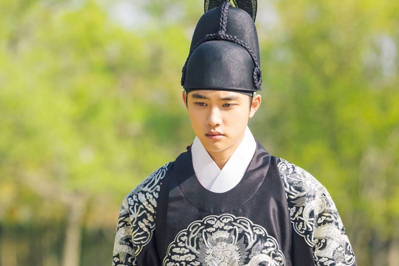 D.O. du groupe de K-pop EXo dans 100 Days My Prince