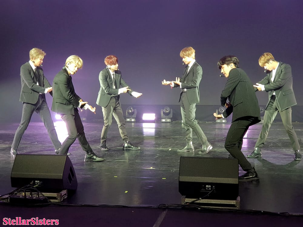 BTS dancing DNA