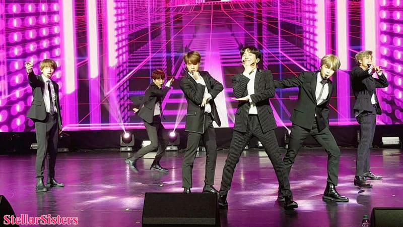 BTS at the Korea-France Friendship Concert