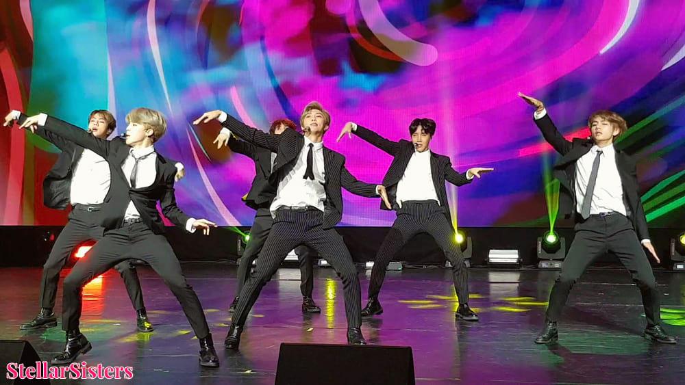 Korea-France Friendship Concert : BTS