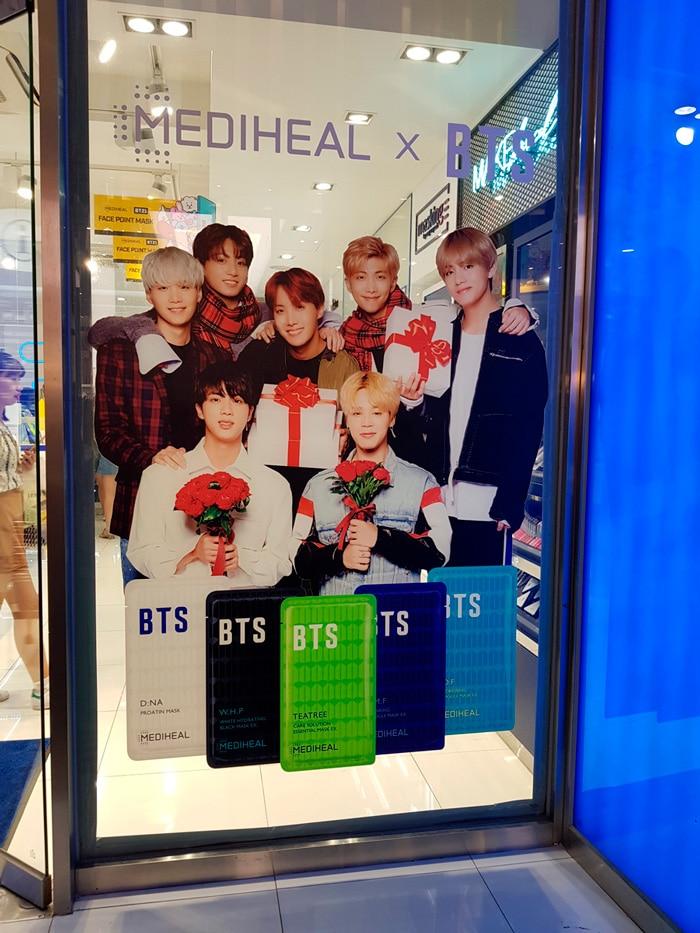BTS pour Mediheal